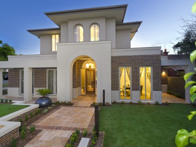 luxury toorak road home