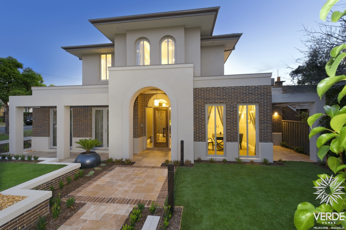 verde homes modern home designs melbourne