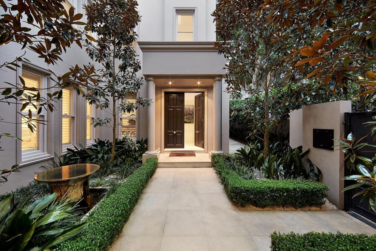 Classic Designed homes